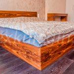 Спальня — шпон палисандр