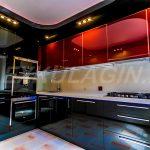 Кухня Акрилайн 2