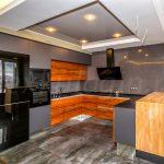 Кухня Шпон Тинео 6